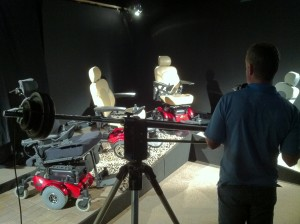 Wilkes Barre Commercial Company Video Production Studio